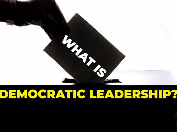 What is Democratic Leadership?
