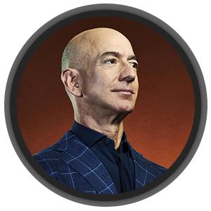 Jeff Bezoz, Transformational Leader of Amazon