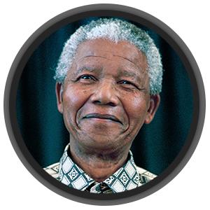Nelson Mandela, Leader of South Africa