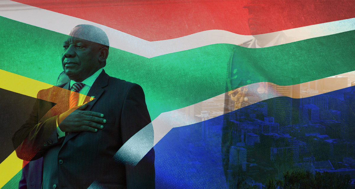 Covid-19 and its Impact on South Africa's Leadership